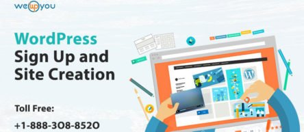 WordPress Sign Up and Site Creation- Step-by-Step Guide