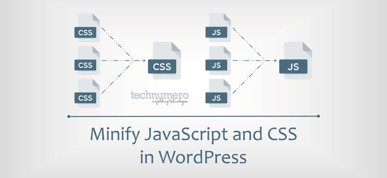 Minify-JavaScript-&-CSS-in-WordPress