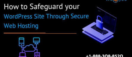 How to Safeguard your WordPress Site Through Secure Web Hosting