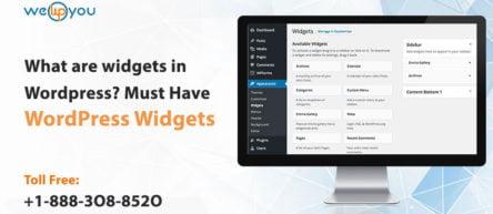 What are widgets in wordpress? Must Have WordPress Widgets
