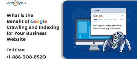What is the Benefit of Google Crawling and Indexing for Your Business Website
