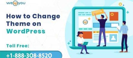 How To Change WordPress Theme