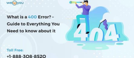 What is a 400 Error
