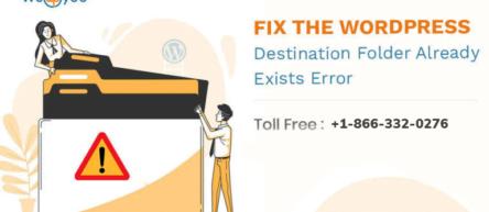 WordPress plugin destination folder already exists
