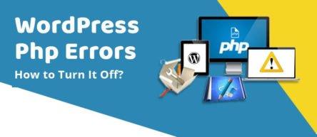 WordPress PHP Errors