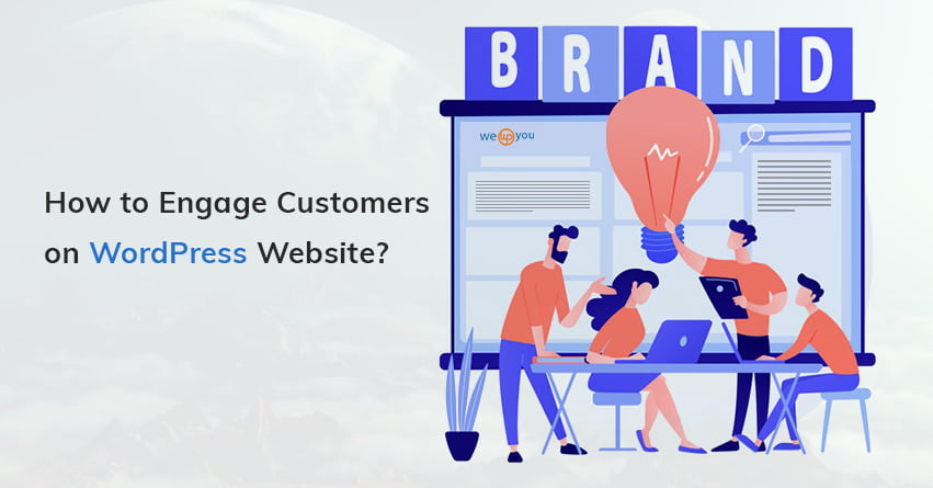 Engage Customers on WordPress Website