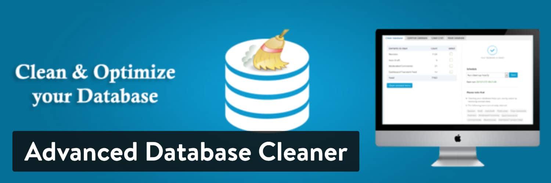 Advanced-Database-Cleaner plugin..