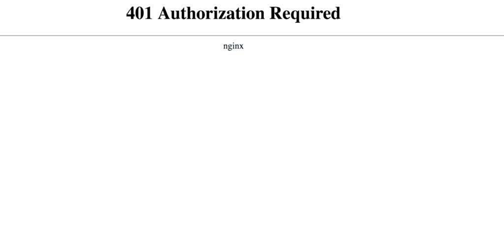 401_Authorization