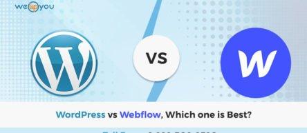 WordPress vs Webflow