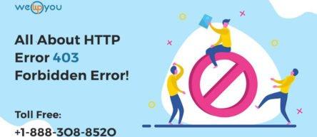 HTTP Error 403 Forbidden & How To Fix