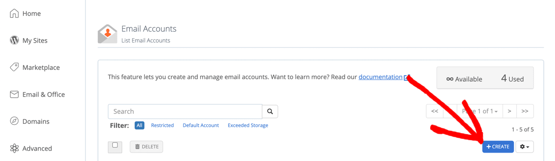 Create Your Business Email Address